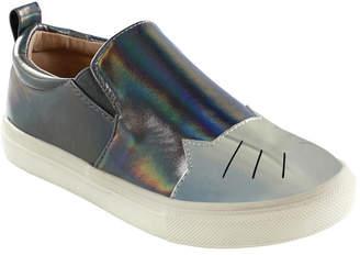 Cat Eye Hoo Chelia's Metallic Sneaker