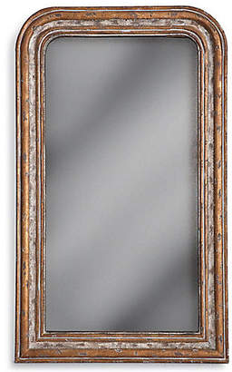 "Florence 28""x47"" Vanity Mirror - Antiqued Gold - Regina Andrew"