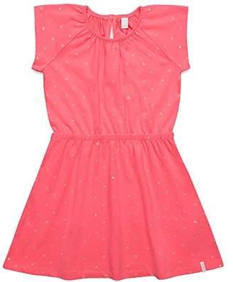 Esprit Girl's Knit AOP Party Dress