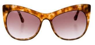 Elizabeth and James Cat-Eye Tortoiseshell Sunglasses
