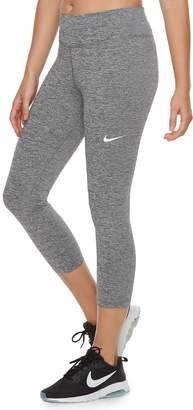 Nike Women's Power Victory Training Midrise Capri Leggings