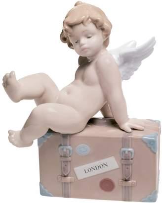 Lladro Travel The World of London Figurine