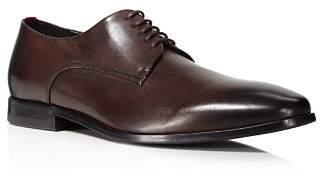BOSS Men's Highline Derby Plain Toe Oxfords - 100% Exclusive