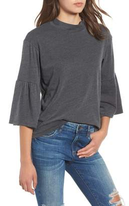 Billabong Today's Crush Bell Sleeve Top