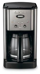 12-Cup Brew Central Coffee Maker, Dark