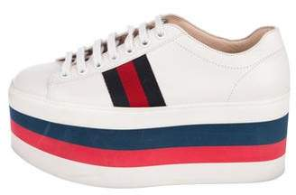 32601405d59 Gucci Peggy Sneaker - ShopStyle