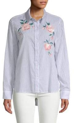Rails Nevin Floral Casual Button-Down Shirt