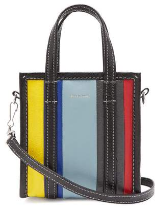Balenciaga Bazaar Shopper Xxs - Womens - Multi