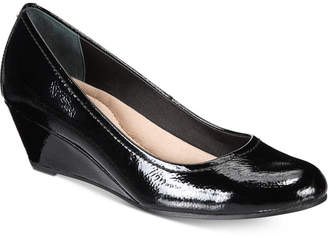 Giani Bernini Jileen Memory Foam Wedges, Created For Macy's Women's Shoes
