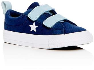 Converse Boys' One Star 2V OX Sneakers - Walker, Toddler