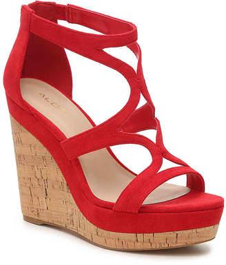 Aldo Trevica Wedge Sandal - Women's