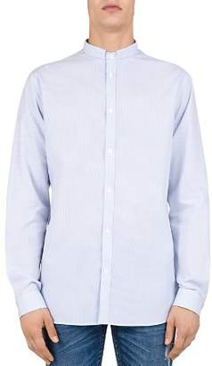 The Kooples Popeline Slim Fit Button-Down Shirt