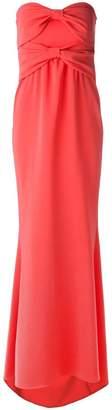 Moschino bandeau bow dress