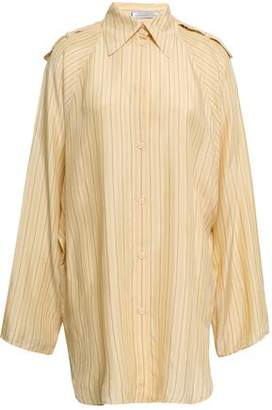 Nina Ricci Striped Woven Shirt