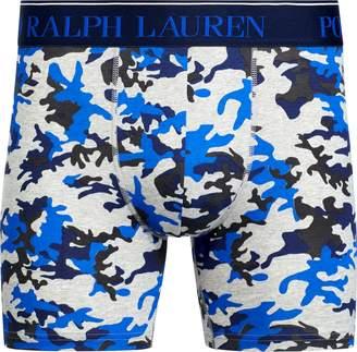 Ralph Lauren Stretch Cotton Boxer Brief