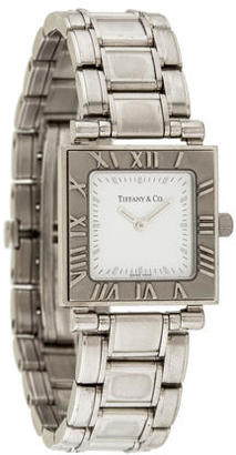 Tiffany & Co. Atlas Watch $895 thestylecure.com
