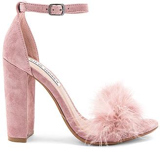 Steve Madden Carabu Heels in Rose $100 thestylecure.com