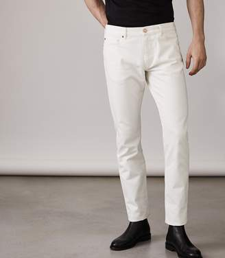 Reiss Woolcombe Slim Fit Jeans