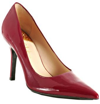 Cole Haan claret patent leather 'Fiona.Air' pumps