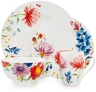 Villeroy & Boch Amnut Flowers Dinnerware Collection