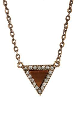 Loren Hope Triangle Necklace
