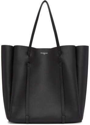 Balenciaga Black Medium Everyday Tote