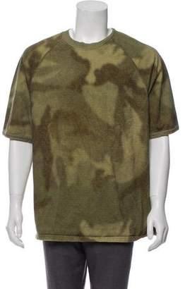 Yeezy Season 3 Raglan Camo T-Shirt