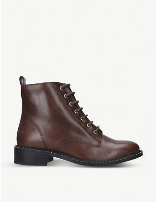 Carvela Spike leather boots