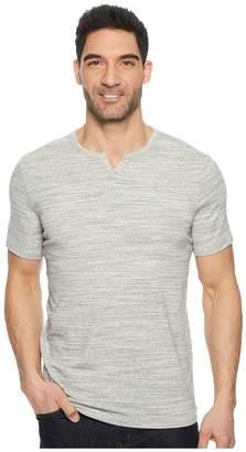 Mod-o-doc Oxnard Short Sleeve Notch Tee Superfine Rib Men's T Shirt
