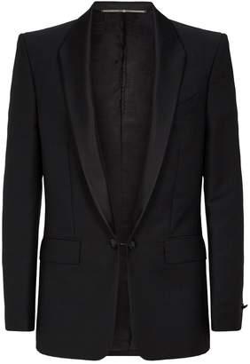 Givenchy Satin Lapel Tuxedo Blazer