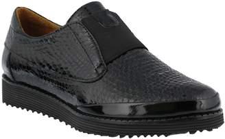 Spring Step Azura by Patent Leather Platform Loafer - Bihu
