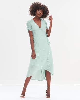 Atmos & Here ICONIC EXCLUSIVE - Alabama Wrap Dress
