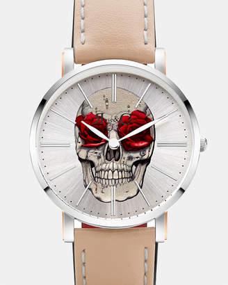 Art Series Skull & Rose Watch