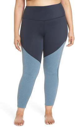 Beyond Yoga Plush High Waist Midi Leggings