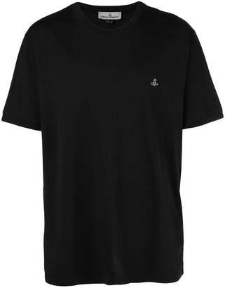 Vivienne Westwood oversized logo T-shirt