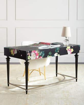 Hooker Furniture Cynthia Rowley for Fleur de Glee Writing Desk