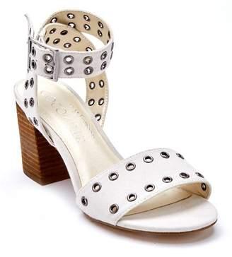 Matisse Demure Eyelet Ankle Strap Sandal