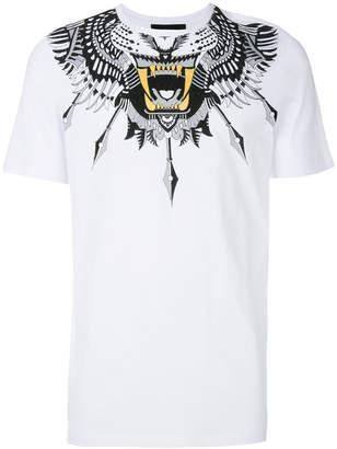 John Richmond print fitted T-shirt