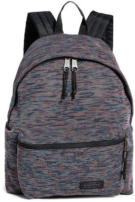 Eastpak Knitted Rainbow Padded Pak'r Backpack