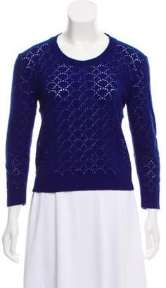 Marc Jacobs Cashmere Open Knit Sweater Cashmere Open Knit Sweater
