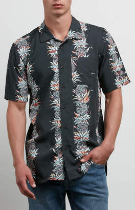 Volcom Palm Glitch Button Up Shirt