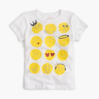 Girls' emoji T-shirt $34.50 thestylecure.com