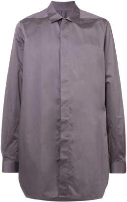 Rick Owens oversized shirt