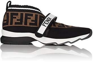 Fendi Women's Rockoko Tech-Knit Sneakers