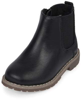 Children's Place The Toddler Boys' Chelsea Boot