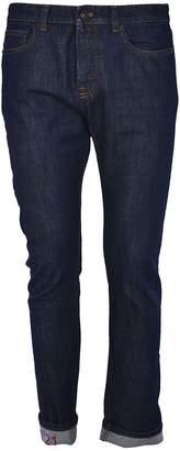 N°21 (ヌメロ ヴェントゥーノ) - N.21 Turn-up Jeans