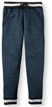 Smiths American Fleece Jogger Pants with Contrast Cuffs (Little Boy)