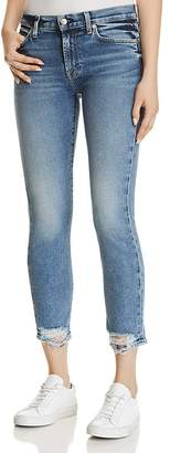 7 For All Mankind Roxanne Ankle Slim Jeans in Luxe Vintage Muse