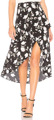 J.o.a. Hi Low Skirt