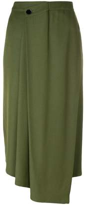 Christian Wijnants Samir army skirt